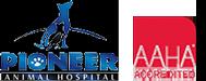 Pioneer Animal Hospital Logo